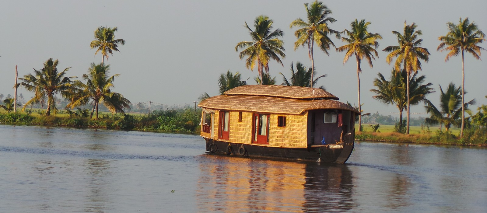 Cruising the Backwaters