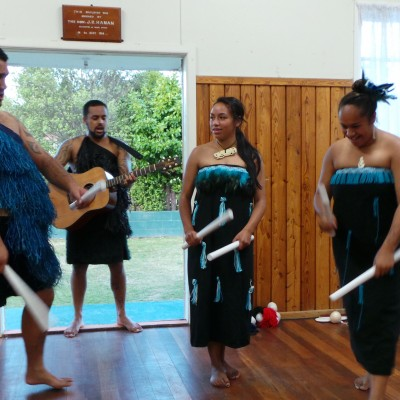 The Maori People