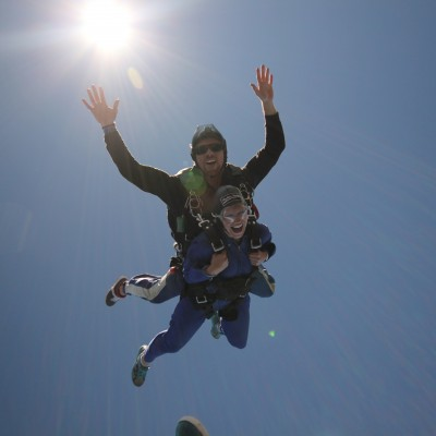Skydiving Madness!