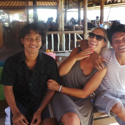 My Gili Meno Family (continued)