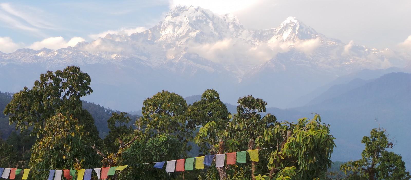 Trekking in Nepal-Day 1
